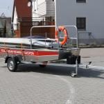 Flachwasserschubboot